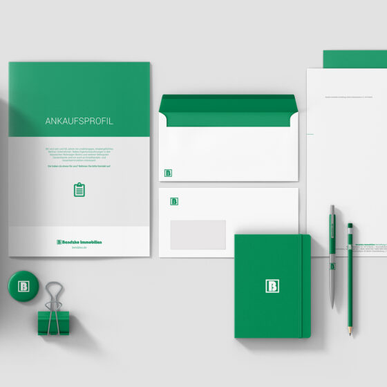 Corporate Design Bendzko