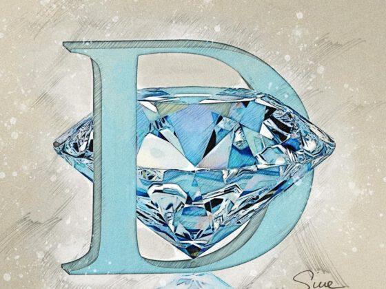 D | Diamond | Diamant