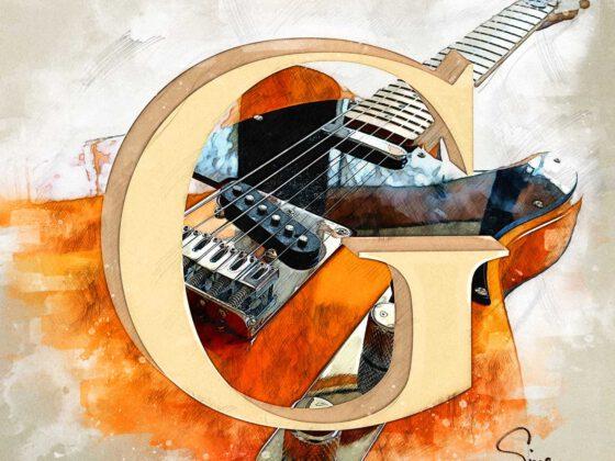 G | Guitar | Gitarre