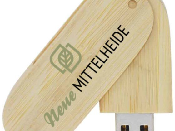 Give Away Holz-USB-Stick