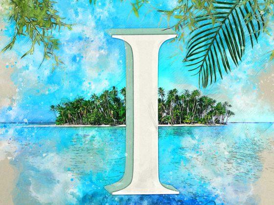 I | Isle | Insel