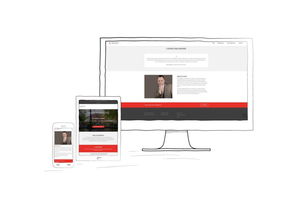 Website BV Grundbesitz