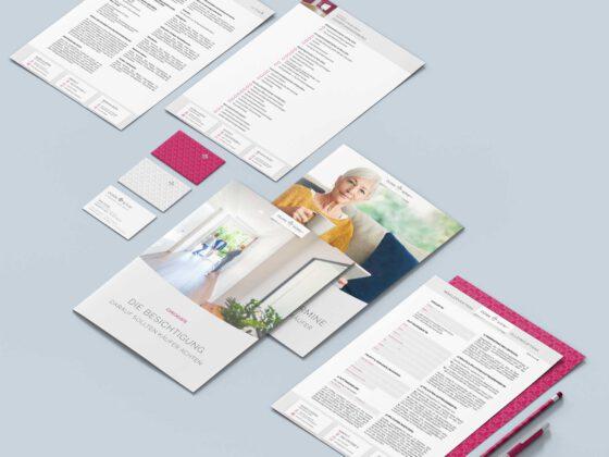 Corporate Design für Dudek & König Immobilien