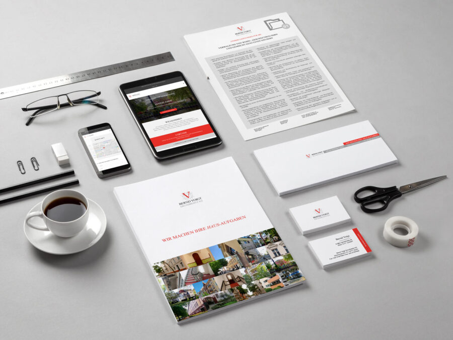 Corporate Design BV Grundbesitz