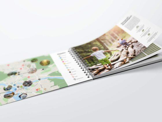 Kurzexposé für Neubauprojekt Neue Mittelheide