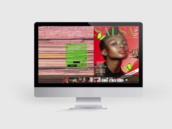 Virtuelles E-Magazin SALSA MAG