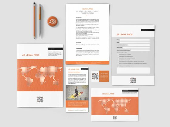 Corporate Design Legal Pros