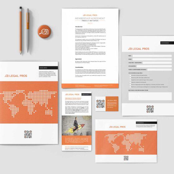 Corporate Design Legal Pros
